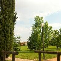 Photo taken at Parco Lago Nord by Ilaria on 5/25/2012