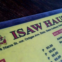 Photo taken at Isaw Haus by Gerard S. on 8/3/2012