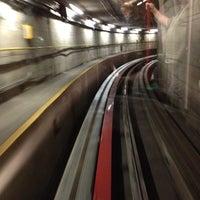 Photo taken at South Terminal Transit Loop (A-B-S) by Kei O. on 4/23/2012