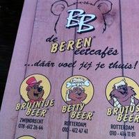 Photo taken at Bennie Beer by lieselotte S. on 6/15/2012