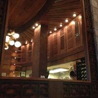Photo taken at La Fiducia Café by Felipe C. on 8/15/2012
