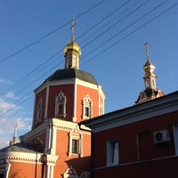 Photo taken at Храм святых апостолов Петра и Павла by Andrey I. on 6/29/2012