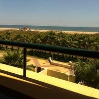 Photo taken at Playamarina Spa Hotel 4* by Marinus B. on 5/28/2012