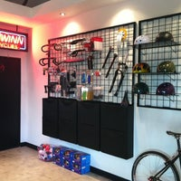 Photo taken at Bicycle Nerd by Shannon D. on 4/3/2012