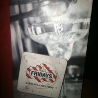 Photo taken at TGI Fridays by Chelsea H. on 5/19/2012
