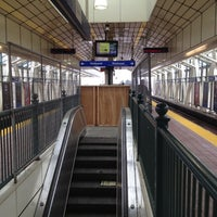 Photo taken at Surrey Central Station by Robbie G. on 3/31/2012