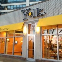 Photo taken at Yolk by Sam B. on 4/1/2012