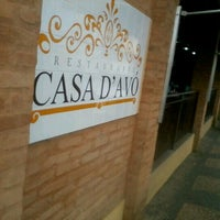 Photo taken at Restaurante Casa D'Avó by RENATO CASSIO C. on 7/12/2012