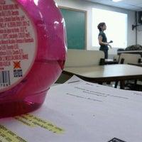 Photo taken at Faculdade de Farmácia - UFRJ by Ludmilla D. on 5/24/2012