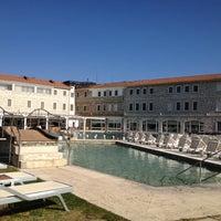 Foto scattata a Terme di Saturnia SPA & Golf Resort da Simona S. il 3/15/2012