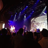 Photo taken at The Theatre at Harrah's New Orleans Casino by Trent D. on 9/8/2012