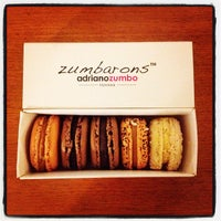 Photo taken at Adriano Zumbo Pâtissier by Shonz G. on 7/26/2012