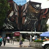 Foto tomada en Polyforum Cultural Siqueiros por Fishoo V. el 7/6/2012
