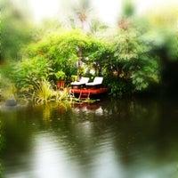 Photo taken at Anantara Hua Hin Resort and Spa by Tarrat P. on 5/25/2012