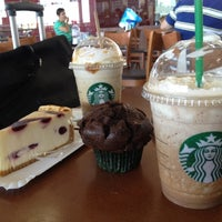 Photo taken at Starbucks Coffee by ladyCircus on 8/26/2012