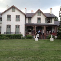 Photo taken at President Lincoln's Cottage by Marshall S. on 8/13/2012