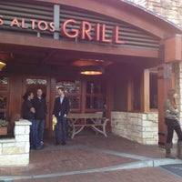 Photo taken at Los Altos Grill by Carlos C. on 4/16/2012