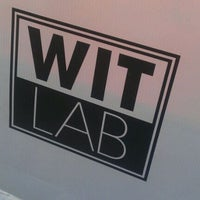 Photo taken at Wit Lab by Chico T. on 5/10/2012
