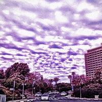 Photo taken at Hilton Tel Aviv by Scott P. on 2/28/2012