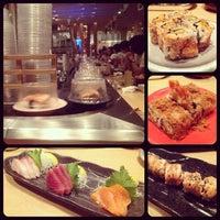 Photo taken at Sushi Tei by Jonathan J. on 8/20/2012