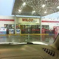 Photo taken at WilcoHess by Anita M. on 7/5/2012
