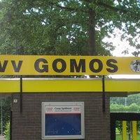 Photo taken at VV Gomos by Martijn v. on 7/9/2012