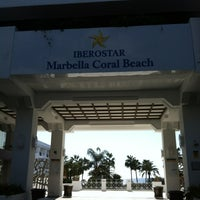 Photo taken at Hotel Iberostar Coral Beach by Pedro H. on 2/13/2012