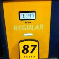Photo taken at Macs Milk Gas Bar by sherwin v. on 5/31/2012