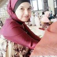 Photo taken at Mesjid Al-Ihsan by Dewi F. on 8/19/2012