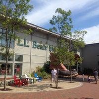 Photo taken at L.L.Bean by Mike L. on 8/23/2012