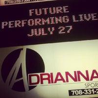 Photo taken at Adriana's by Cortwalk M. on 7/28/2012