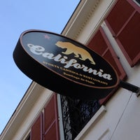 Photo taken at California Cantina e Restaurant by Cristóbal M. on 8/26/2012