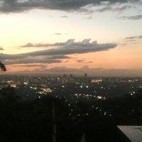 Photo taken at Mount Gravatt Lookout by Kamil Q. on 5/17/2012