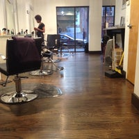 Photo taken at Too Groovy Hair Salon by Lacey B. on 6/29/2012