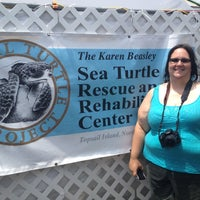 Photo taken at Karen Beasly Sea Turtle Rescue and Rehabilitation Center by David S. on 7/20/2012