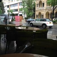 Photo taken at Le Café by BoBka on 5/2/2012