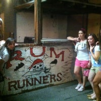 Photo taken at Rum Runners by Rachel on 5/3/2012