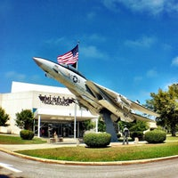 Photo taken at National Naval Aviation Museum by Matthew M. on 4/2/2012