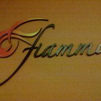 Foto tomada en Fiamma Parrilla & Pasta por Daniel W. el 4/1/2012