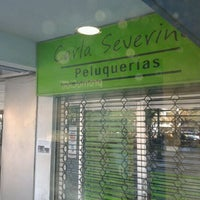 Photo taken at Peluqueria Carla Seberino by Ig_torresd   I. on 2/20/2012