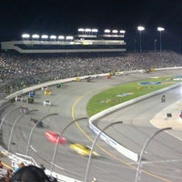 Photo taken at Richmond International Raceway by David A W. on 9/8/2012