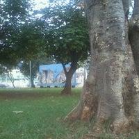 Photo taken at Parque Ecológico Maurilio Biagi by Iara L. on 7/29/2012