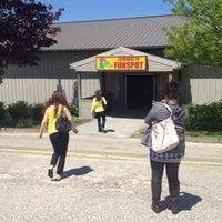 Photo taken at Funspot by Timothy M. on 5/18/2012