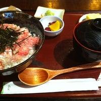 Photo taken at Doraya 定食 by Nobara F. on 3/4/2012