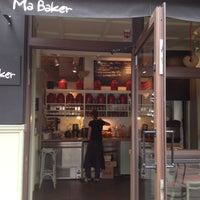 5/4/2012 tarihinde Nadia V.ziyaretçi tarafından Café Ma Baker'de çekilen fotoğraf