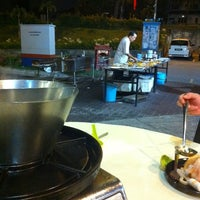 Photo taken at bao ding yan bbq steamboat by Gelvin N. on 2/5/2012