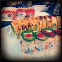Photo taken at Sushi Zushi by Happy M. on 5/28/2012