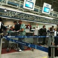 Photo taken at Check-in LATAM by Diego on 9/6/2012