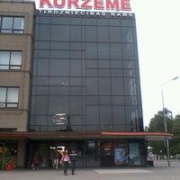 "Photo taken at Tirdzniecības nams ""Kurzeme"" by Vineta S. on 8/26/2012"