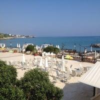 6/28/2012 tarihinde Noud W.ziyaretçi tarafından Ada Beach Hotel'de çekilen fotoğraf